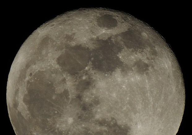Le foto più belle del 2018 super luna