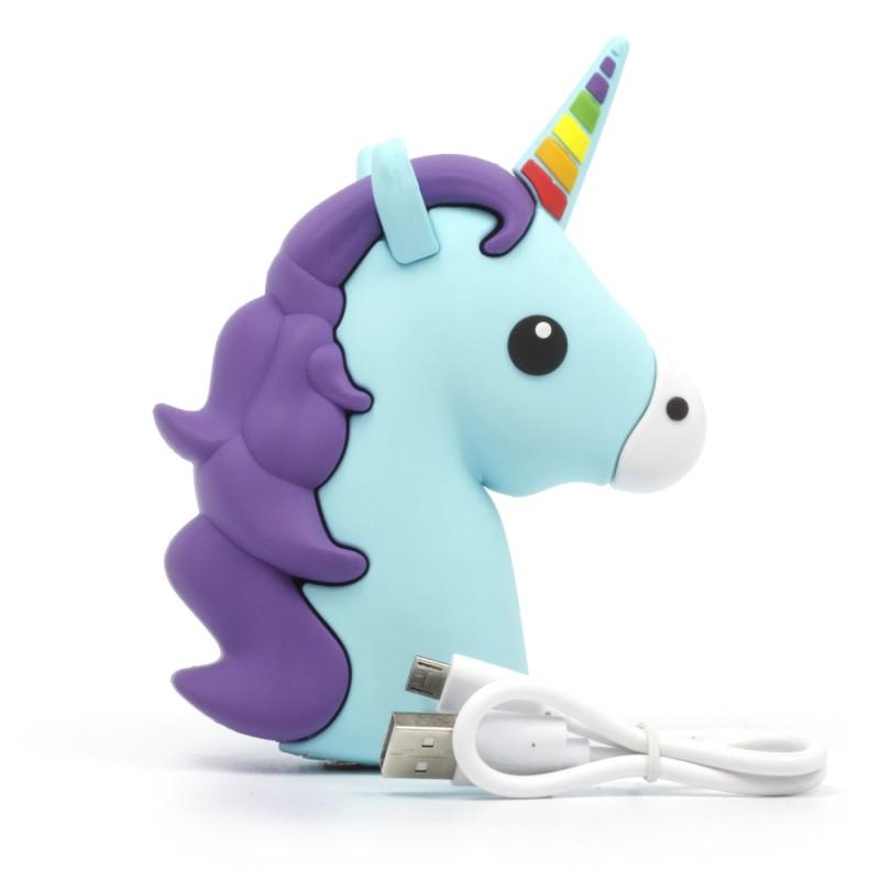 3 caricabatterie-unicorno