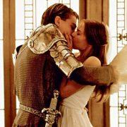 Romeo e Giulietta bacio