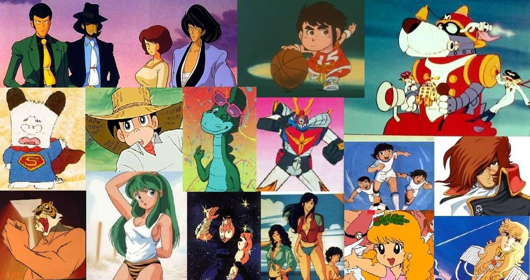 Cartoni animati anni 80