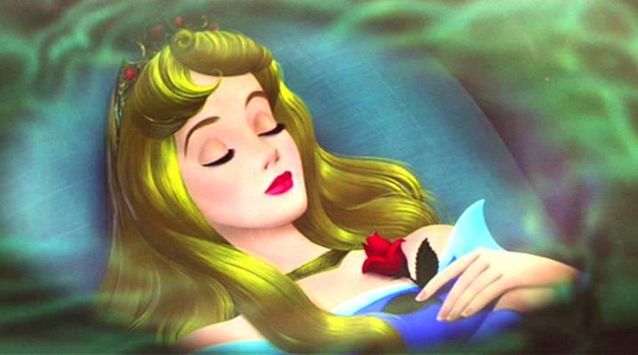 la bella addormentata nel bosco